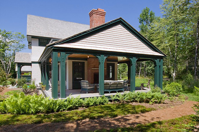 Http Www Lowellarchitects Com Projects Maine Cottage